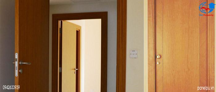 Công ty sản xuất cửa gỗ chống cháy Việt Hưng