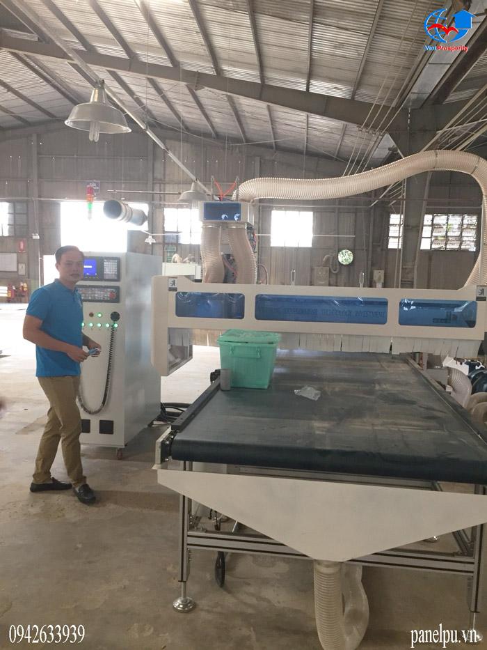 Công ty Việt Hưng chuyển giao máy CNC tại tỉnh Bình Định 3