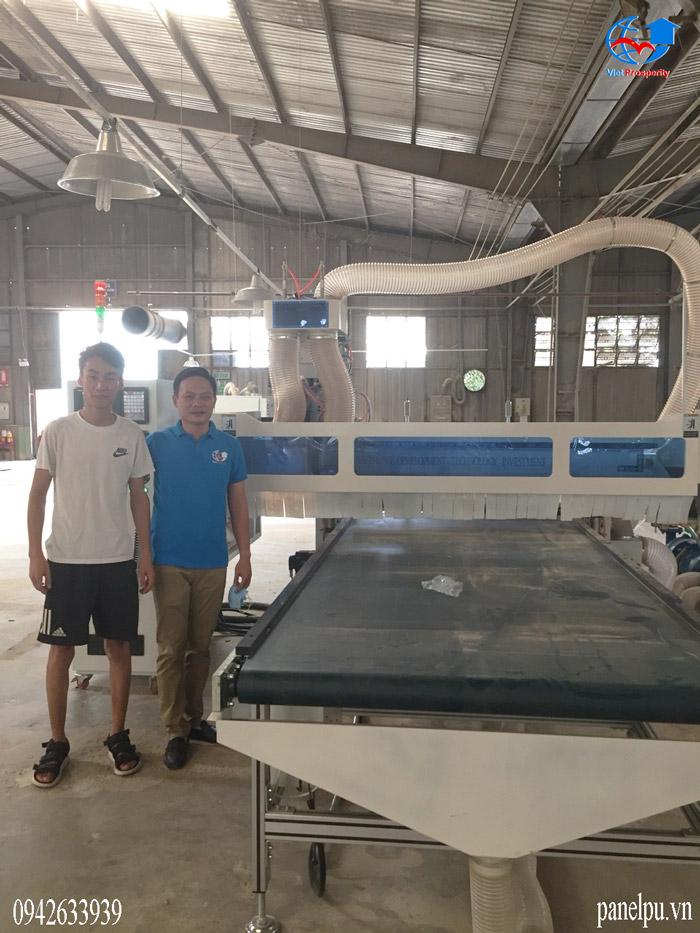 Công ty Việt Hưng chuyển giao máy CNC tại tỉnh Bình Định 4