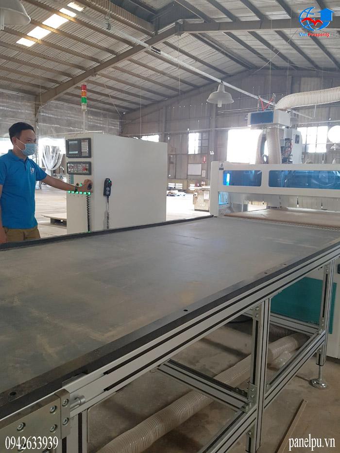 Công ty Việt Hưng chuyển giao máy CNC tại tỉnh Bình Định 5