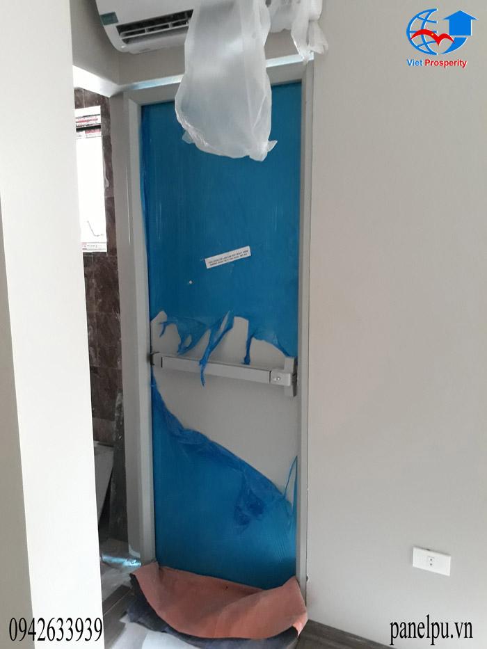 cửa thép chống cháy việt hưng