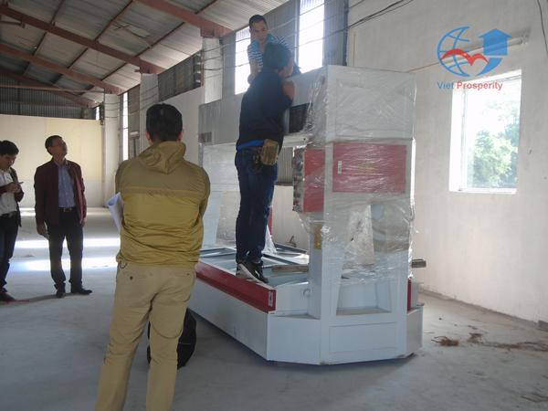 máy ép nguội Model cold press